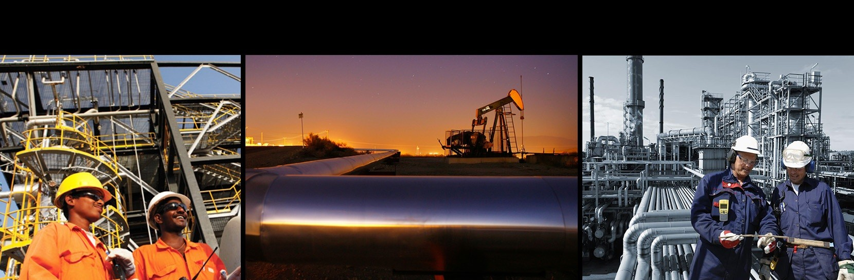 Oil & Gas PAGE Banner