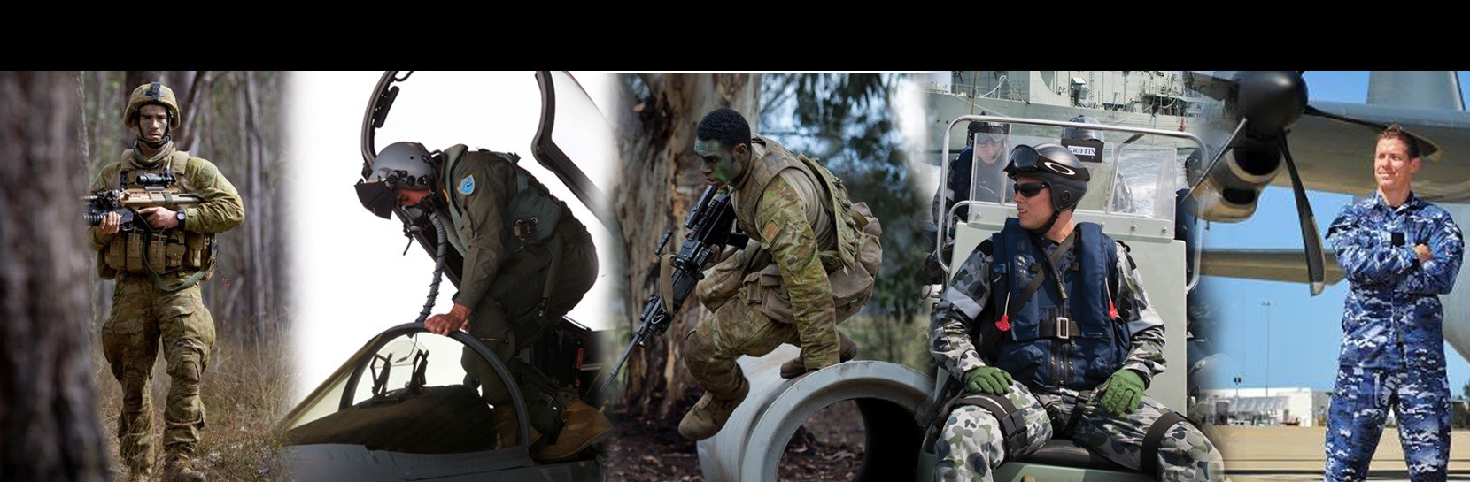 Military & Security PAGE Banner